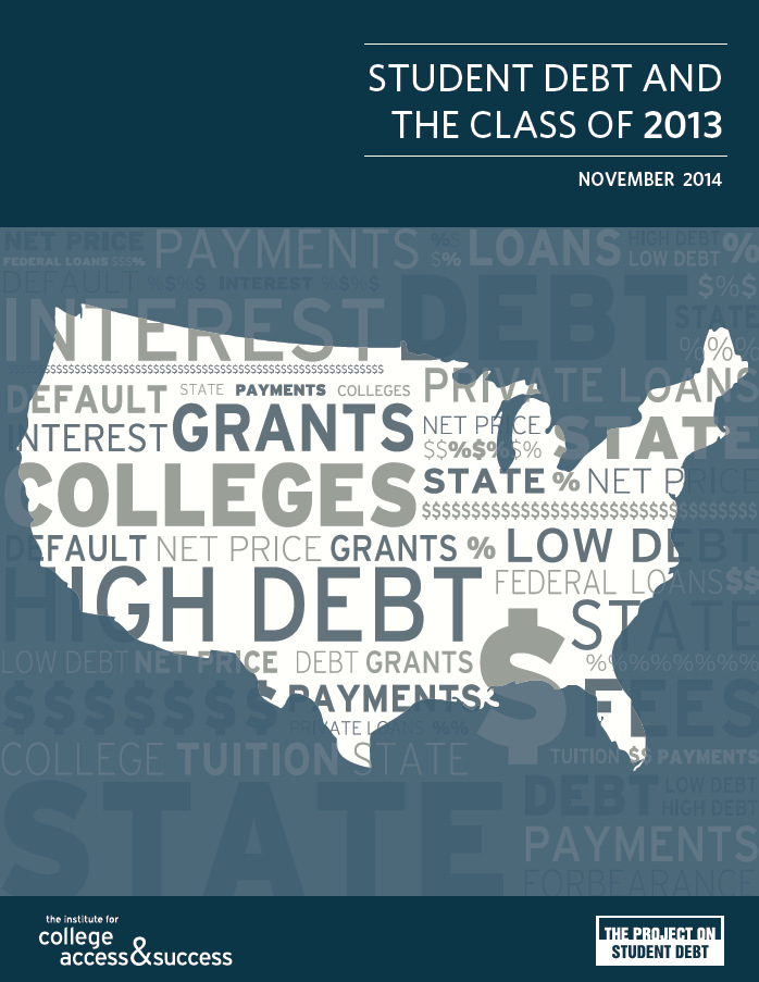 Report: Student Debt and the Class of 2012