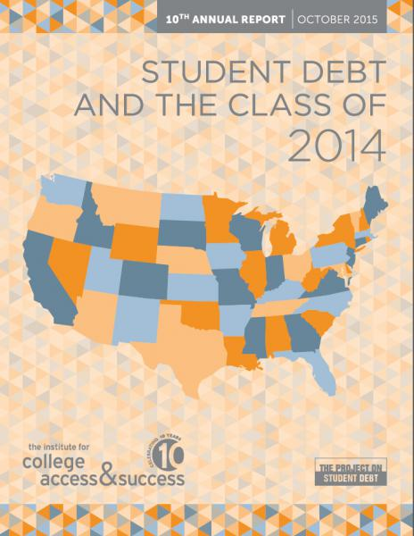 Report: Student Debt and the Class of 2014